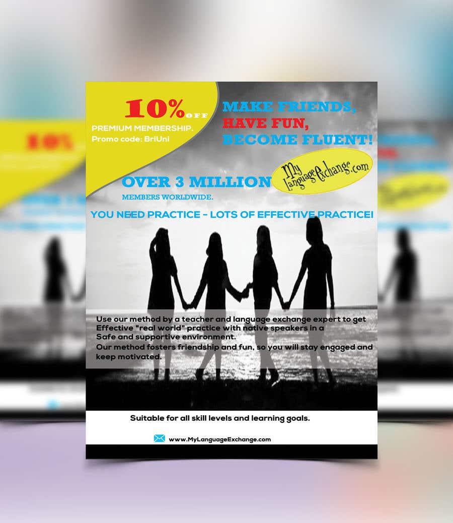 Entry #45 by ranamdshohel393 for Design a Flyer | Freelancer