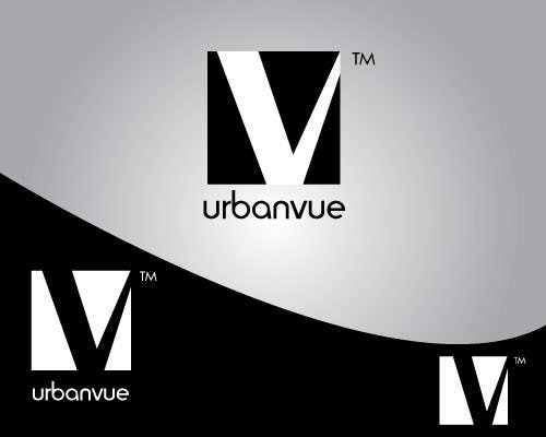 Kilpailutyö #                                        351                                      kilpailussa                                         Logo Design for Urbanvue