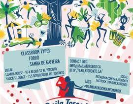 #1 para Flyer para escola de dança por PedroCorderoT