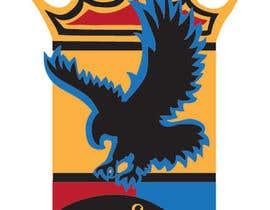 Nro 16 kilpailuun Design a Logo for Malaguti's Crest käyttäjältä kikimaclean