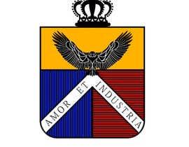 Nro 6 kilpailuun Design a Logo for Malaguti's Crest käyttäjältä Thomilo44