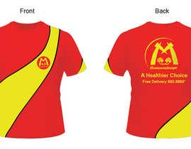 #14 untuk T-shirt Design for Mushroomburger Phils., Inc. oleh Imaginehub
