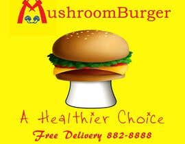 #23 pentru T-shirt Design for Mushroomburger Phils., Inc. de către Fezzan
