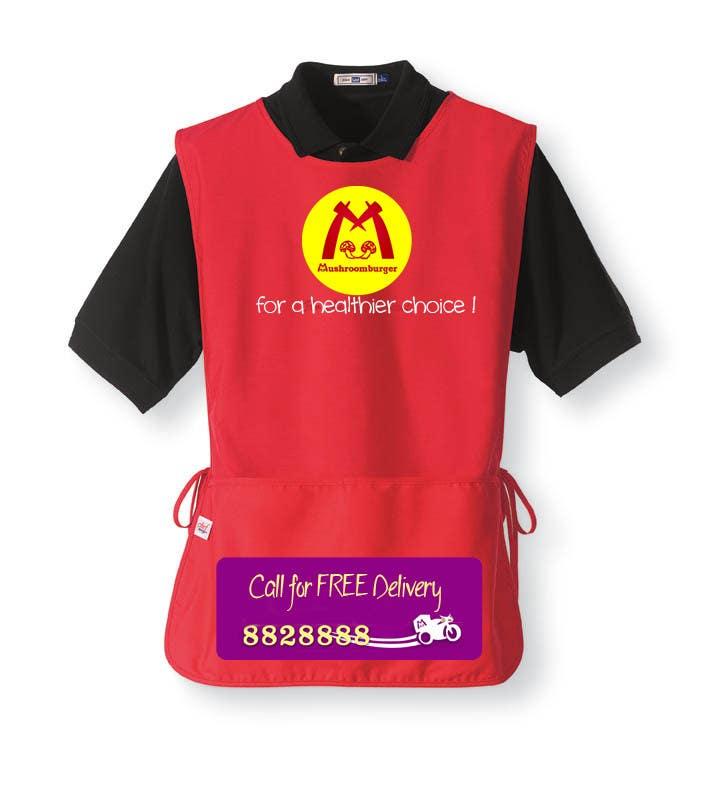 Penyertaan Peraduan #32 untuk T-shirt Design for Mushroomburger Phils., Inc.