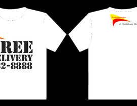 #34 untuk T-shirt Design for Mushroomburger Phils., Inc. oleh keiryusaki