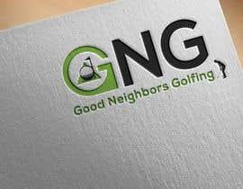 #127 for Create a Logo for GNG - Good Neighbors Golfing af munsurrohman52