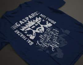 #6 for 3 Wise Men T-shirt by shamemarema24