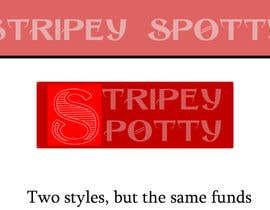 #49 para Logo Design for StripeySpotty por Dwinterfled