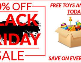 #112 for Banners for Black Friday by owlionz786