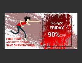 #78 for Banners for Black Friday by creativefolders