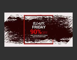 #81 for Banners for Black Friday by creativefolders