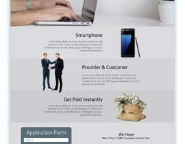 #11 for Landingpage for jobseekers af opang94