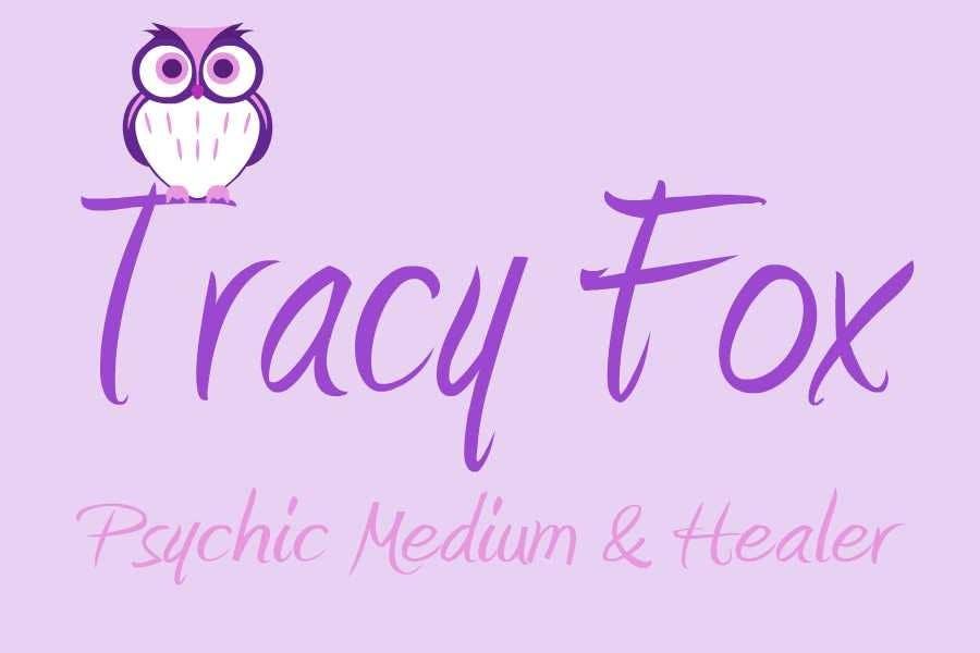 Конкурсная заявка №49 для Logo Design for Tracy Fox Psychic Medium & Healer