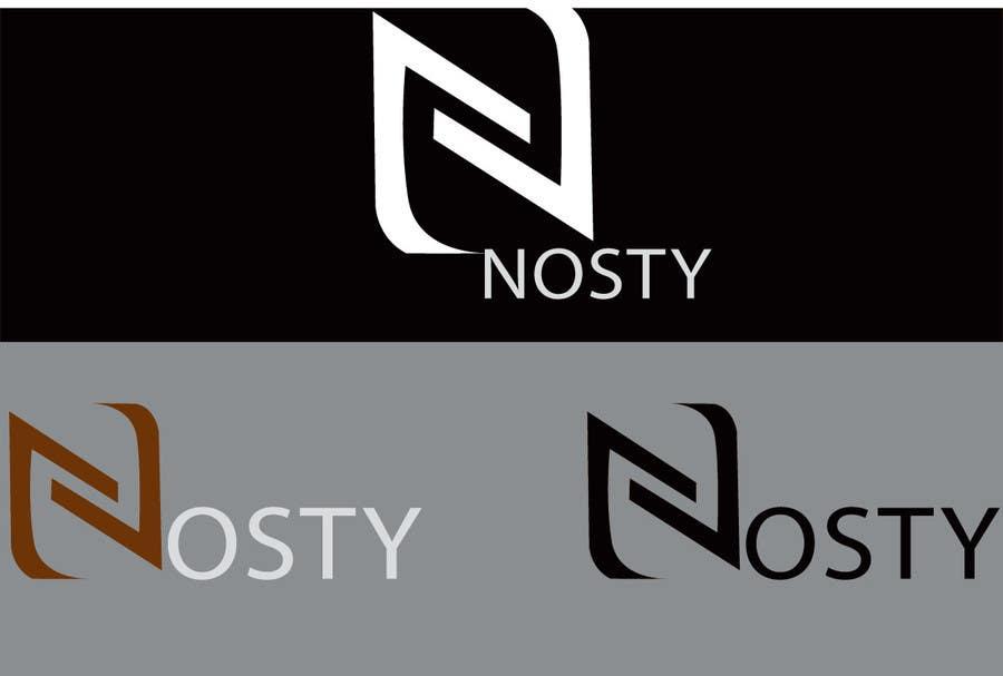 Penyertaan Peraduan #154 untuk Logo Design for Nòsty, Nòsty Krew, Nòsty Deejays, Nòsty Events, Nòsty Production, Nòsty Store