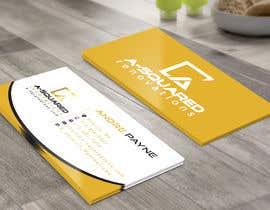 #78 for Design business card by graphicmoss