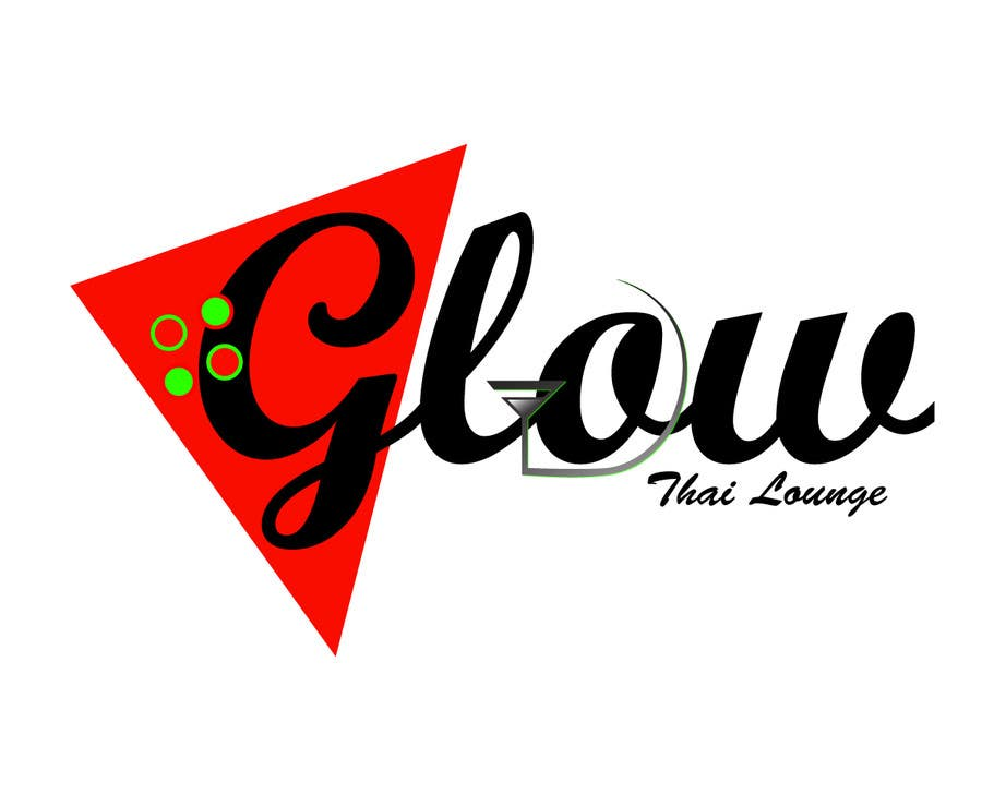 #329 for Logo Design for Glow Thai Lounge by PMcreatives