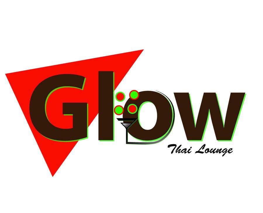 Bài tham dự cuộc thi #330 cho Logo Design for Glow Thai Lounge