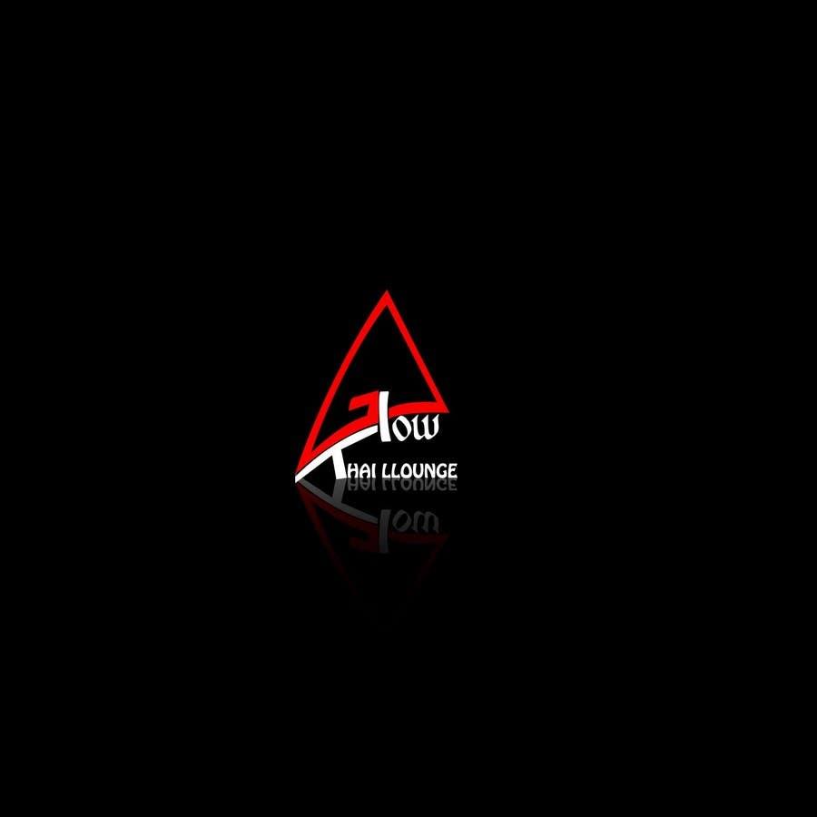 Kilpailutyö #192 kilpailussa Logo Design for Glow Thai Lounge