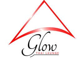 nº 155 pour Logo Design for Glow Thai Lounge par jAR13
