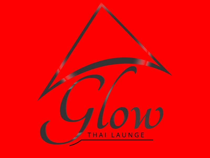#187 for Logo Design for Glow Thai Lounge by jAR13