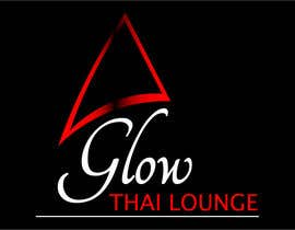 nº 86 pour Logo Design for Glow Thai Lounge par jAR13