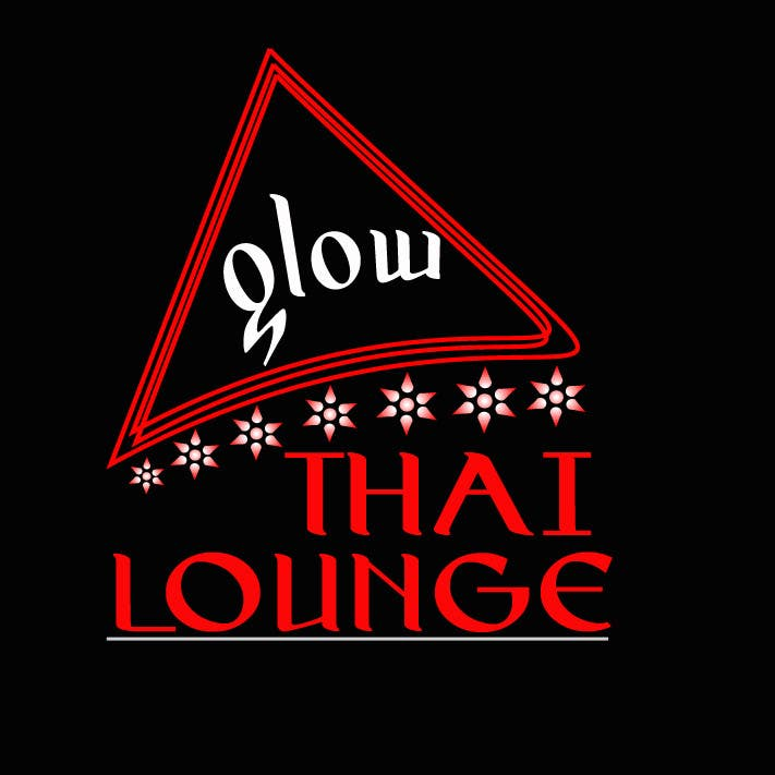 Kilpailutyö #172 kilpailussa Logo Design for Glow Thai Lounge