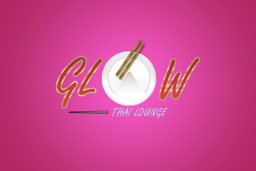 Bài tham dự cuộc thi #380 cho Logo Design for Glow Thai Lounge