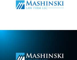 nº 431 pour Logo Design for Mashinski Law Firm LLC par marcopollolx