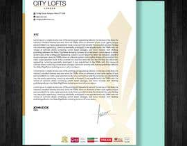#41 for Stationary Design - City Lofts by IRBAZ