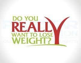 #211 pentru Logo Design for Do You Really Want To Lose Weight? de către Polestarsolution