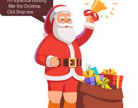 #2 para Santa in overboots for facebook ad. por Mahmoudgetar
