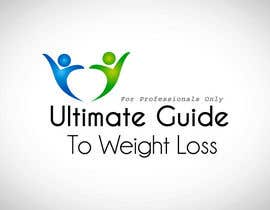 #351 for Logo Design for Ultimate Guide To Weight Loss: For Professionals Only by logomaster055