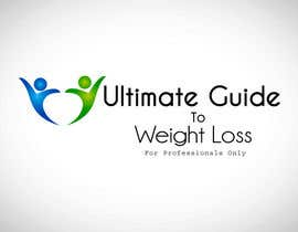 nº 346 pour Logo Design for Ultimate Guide To Weight Loss: For Professionals Only par logomaster055