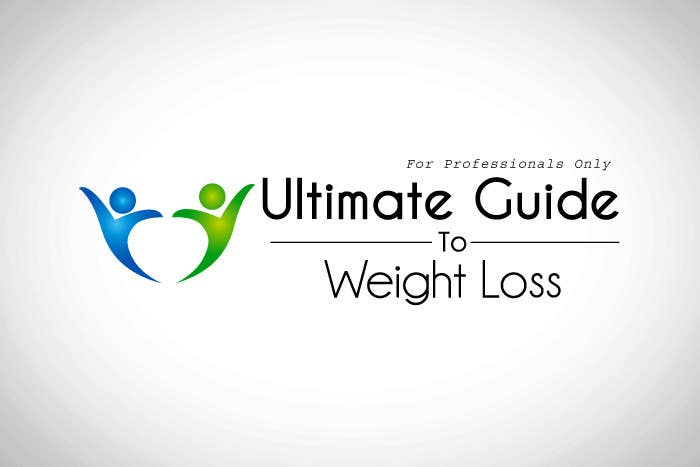 Kilpailutyö #348 kilpailussa Logo Design for Ultimate Guide To Weight Loss: For Professionals Only