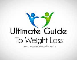 #352 for Logo Design for Ultimate Guide To Weight Loss: For Professionals Only by logomaster055