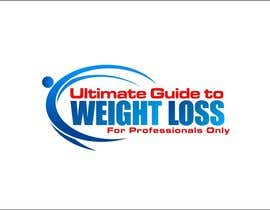 nº 394 pour Logo Design for Ultimate Guide To Weight Loss: For Professionals Only par arteq04