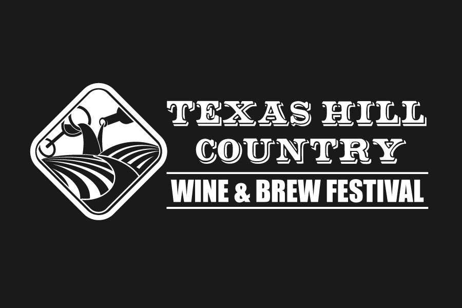 Bài tham dự cuộc thi #71 cho Logo Design for Texas Hill Country Wine & Brew Fest