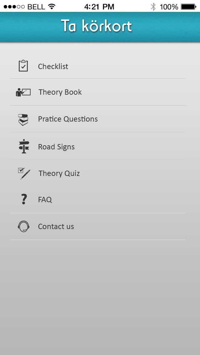 Penyertaan Peraduan #                                        31                                      untuk                                         Redesign main menu for our IOS app