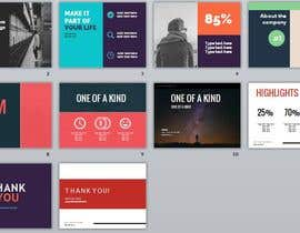 #19 cho Fresh design for ppt templates bởi SalehEgy