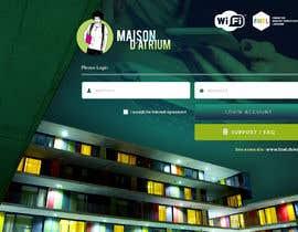 #14 cho Captive portal Wi-Fi desing bởi chiqueylim