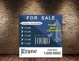 #176 for BIG CONSTRUCTION/REAL ESTATE SIGN by fareehakunwar