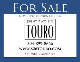 #64 for BIG CONSTRUCTION/REAL ESTATE SIGN by kate919