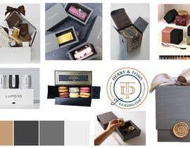 #7 for Mood Board of luxury packaging design by bgillis