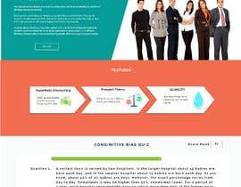#178 for Redesign a website by Dofort