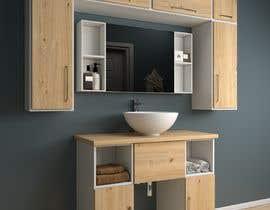 #26 for Bathroom furniture design by OctagonDesign