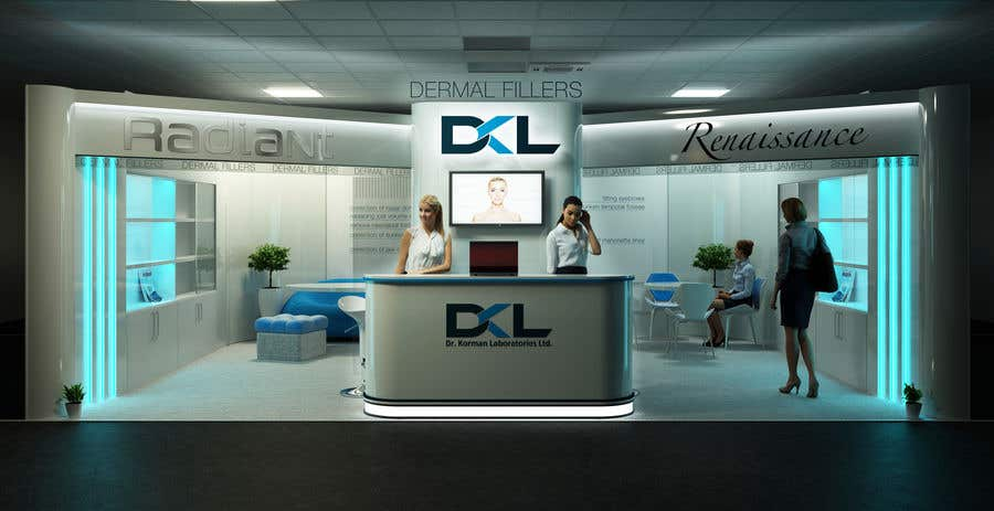 3d Exhibition Designer Jobs In Singapore : Design stand for exhibition aesthtics company freelancer