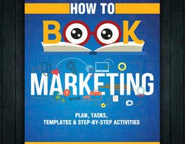 #63 for Create a Front Book Cover Image about Book Marketing by savitamane212