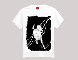 #19 for Create a vivid and striking T-shirt design by vijayrai1989