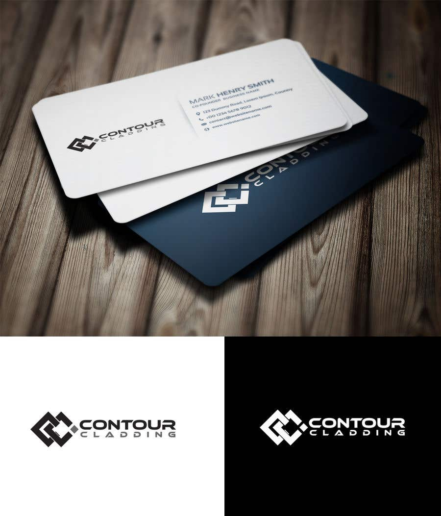 entry 205 by tiedesign for design a logo and business stationary