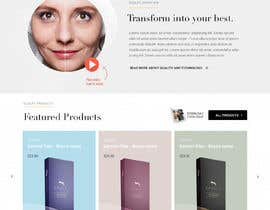 #34 for website for new brand called scuplt by astradesigns22